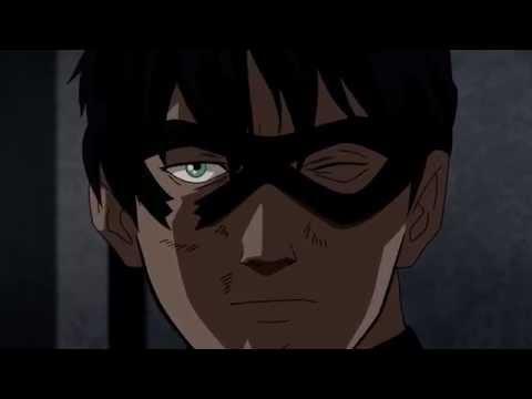 Джокер убивает Робина (Джейсона Тодда)