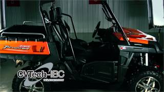 CFMOTO Canada Promotional Video - Tracker 800 (English)