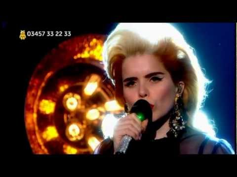 Paloma Faith - Just Be (Live Children in Need 2012)