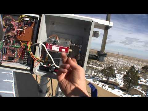 The K7RJ 10 GHz propagation beacon (10368.250 MHz)