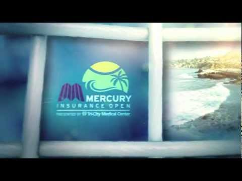 2012 Mercury Insurance Open