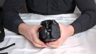Nikon d7000 Body Only Unboxing