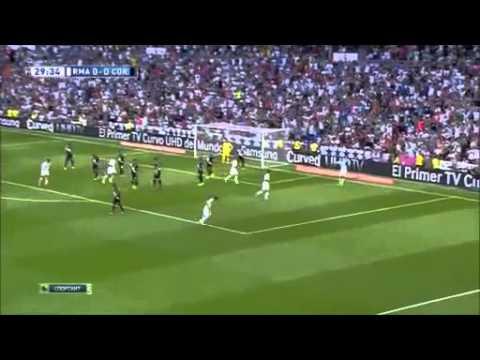 Real Madrid vs Cordoba 2 0 All Goals  Highlights La Liga BBVA 2014