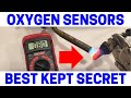 How To Test Oxygen Sensors