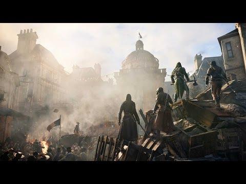 Assassin's Creed: Unity (Единство) — Кооперативная игра | ГЕЙМПЛЕЙ | E3 2014