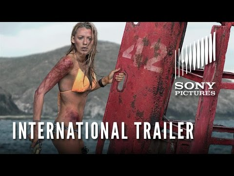 THE SHALLOWS - International Trailer #2 (HD) streaming vf