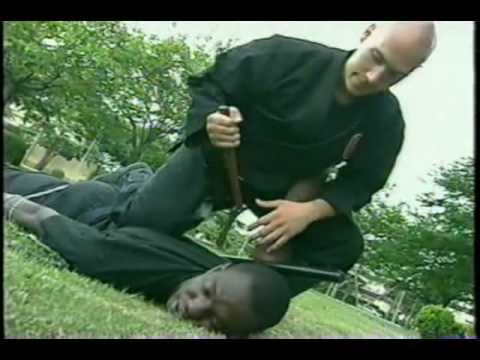 Ninjutsu training in Japan Image 1