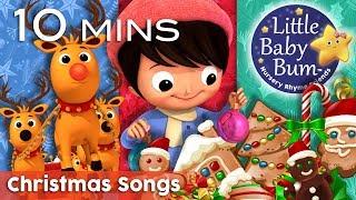 Jingle Bells + More Christmas Songs for Children   By LittleBabyBum!