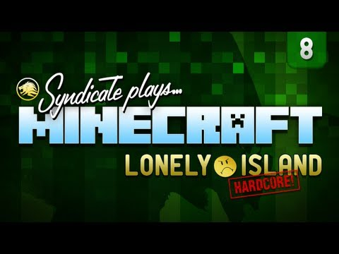 Minecraft: Livestream Edition - Lonely Island (Hardcore) - Part 8