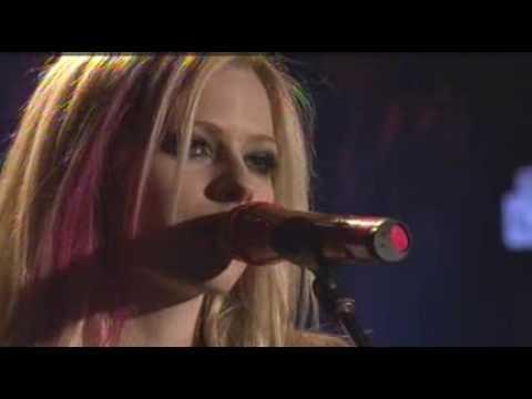 Hot - Acoustic - 2007 Avril Lavigne video