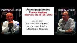 Interview 2-4- France musique - Accompagnement .avi
