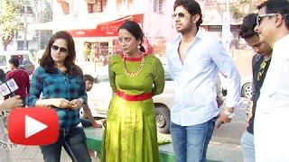 Manava Naik & Smita Tambe on Crime Against Women - Interview - Candle March Marathi Movie