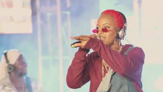 FEMI ONE  UTAWEZANA LIVE PERFORMANCE ON TRACE FEST(BTS)