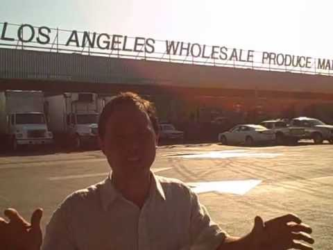 Buy Organic Fruits & Vegetables Wholesale to Save 50% at the Los Angeles Produce Terminal