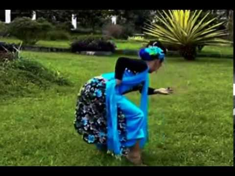 Jaipongan 'kembang Tanjung' video