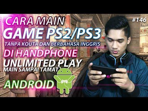 Cara Bermain GAME PS2 dan PS3 di Handphone / ANDROID | Tutorial Android #146