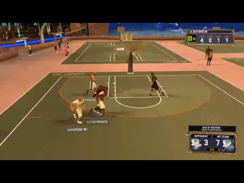 3 SS5 STREAKING!!99 OVERALL STREAKING ON NBA2K17!! ATTEMPTING 100 GAME WINSTREAK?