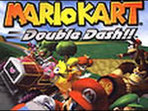 Classic Game Room - MARIO KART DOUBLE DASH for Gamecube review