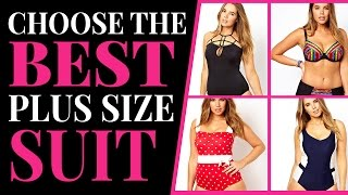 Plus Size Swimwear: How to Select the BEST Swimsuit for your Body Type