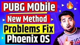 PUBG Mobile On Phoenix OS, LOW END PC |  Wifi, Mouse, Lag | PROBLEMS Fixed - 2019
