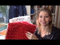 How to Quilt with Minky Fabrics - Free Motion Quilting Paisley with Leah Day