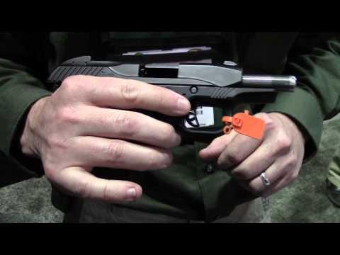 R51 Remington Pistol (New) - SHOT Show