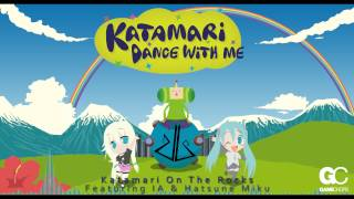 Katamari On The Rocks feat. IA & Hatsune Miku - EDM [ dj-Jo Remix ]