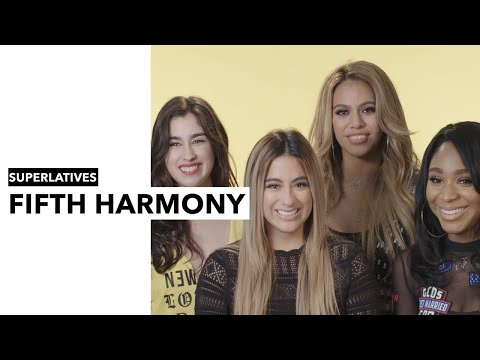 Fifth Harmony - Fifth Harmony Superlatives