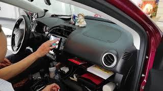 Hotline 0986921273 dạy lắp dvd đồ điện xe oto, lắp dvd đồ điện xe oto hà nội