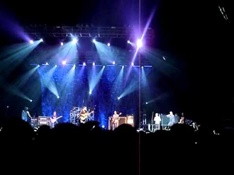 Dave Matthews Band - #41 ft. Carlos Malta & Gabriel Grossi - Rio de Janeiro - HSBC Arena - Pt. 1