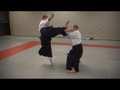Aikido: Stephane Goffin - Nage Waza and Application Image 1