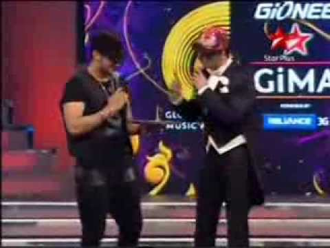 Gima Awards 2014 | AARTI All Night Yo Yo Honey Singh HD
