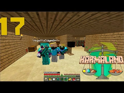 KARMALAND - ENCONTRAMOS A MI DOBLE!! - Episodio 17 - Minecraft serie de mods - sTaXx