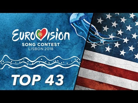 Eurovision 2018: My final top 43 [with comments]