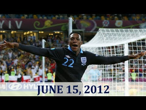 image vidéo The Footy Show : Euro 2012 Recap: Ukraine vs. France, Sweden vs. England