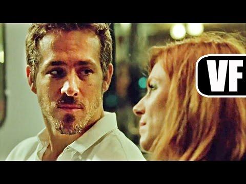 UNDER PRESSURE Bande Annonce VF (2016) Ryan Reynolds streaming vf