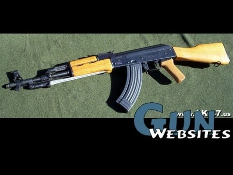 New Chinese AK47 Polytech AKS-762