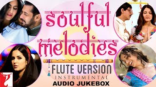 Flute Version - Soulful Melodies | Audio Jukebox | Instrumental | Vijay Tambe