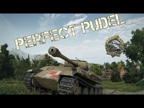 World of Tanks - Perfect Pudel