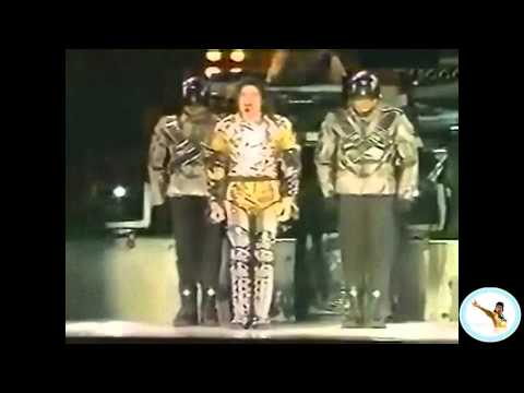 Michael Jackson - HIStory Tour - Gothenburg, Sweden 1997 - Part 1/5 [FULL HD (1080p)]