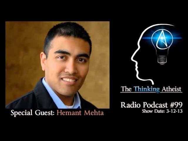 TTA Podcast 99 - Hement Mehta (The Friendly Atheist)