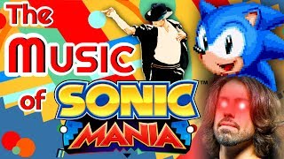 THE MUSIC of SONIC MANIA