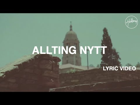 Allting Nytt - Lyric Video
