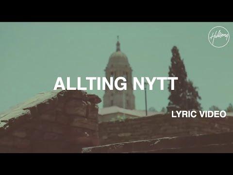 Allting Nytt - Lyric Video
