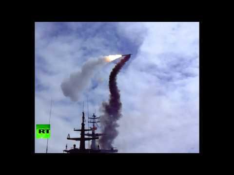 RAW: Russia holds Baltic drills alongside NATO Saber Strike war games