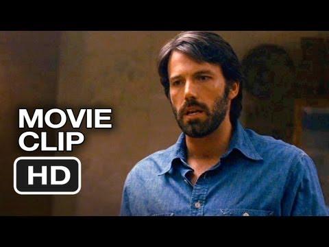 Argo Movie CLIP - Break You (2012) - Ben Affleck Movie HD