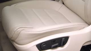 Nuova Volkswagen Touareg – interni
