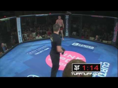 Miles Hunsinger vs Tyler Smith
