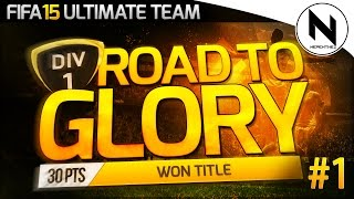 WE'RE STARTING OFF BIG!! - FIFA 15 The Ultimate Team #01