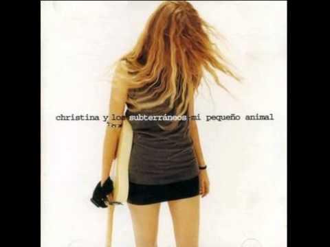 Christina y Los Subterráneos - Pálido